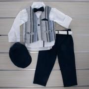 Κοστούμι Βάπτισης 21MT332 Makis Tselios Baby (12-24 Μηνών)_0