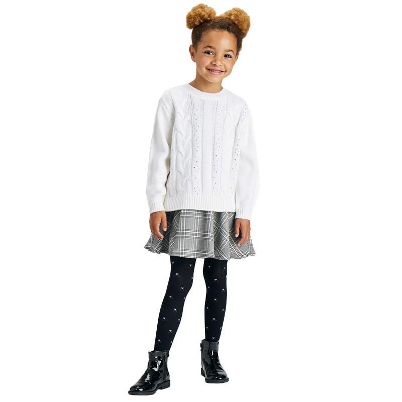 Σετ μπλούζα & φόρεμα Mayoral 4920 (2-9 Ετών)