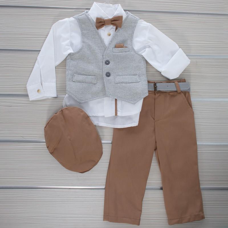 Κοστούμι Βάπτισης 21MT327 Makis Tselios Baby (12-24 Μηνών)