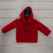 Βαπτιστικό Μοντγκόμερι Carousel κόκκινο Μ0605_0